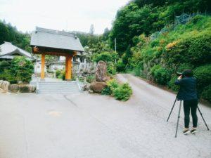 浄土院様(裾野市)写真撮影